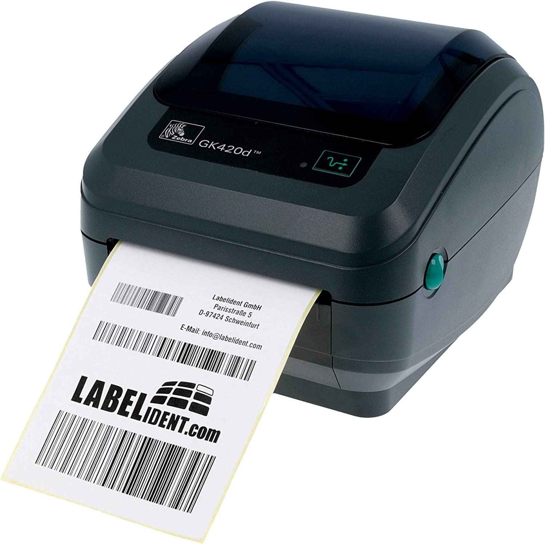 Zebra GK42-202520-000 - Impresora de etiquetas (térmica directa ...