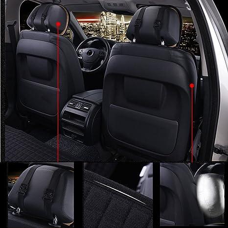 Coprisedili auto per s40 s60 s80 v40 v50 v60 v70 xc60 xc70 xc90 micra Pulsar Juke Qashqai x-Trail xtrail Leaf colore nero