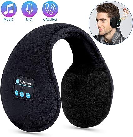 Winter Warm Earmuff Wireless Bluetooth Speaker Music Warm Fashion Product