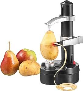 Compra Pelador eléctrico de papas Pelador de manzanas Pelador de ...