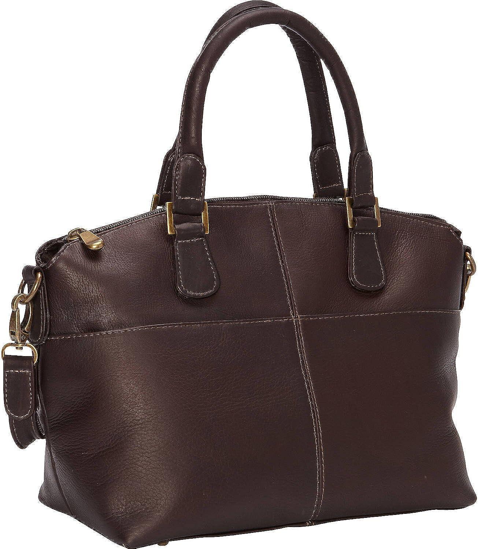 Le Donne Leather Esperanto Satchel