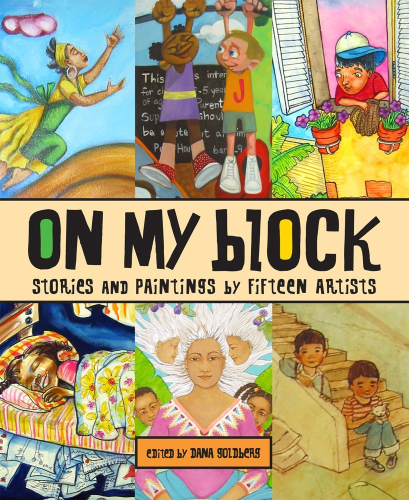 Download On My Block: Stories and Paintings by Fifteen Artists pdf epub