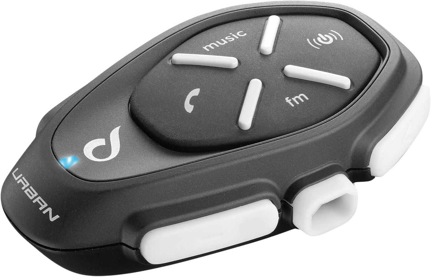 Cellularline Urban Pack de 2 Juegos de interfono por Bluetooth