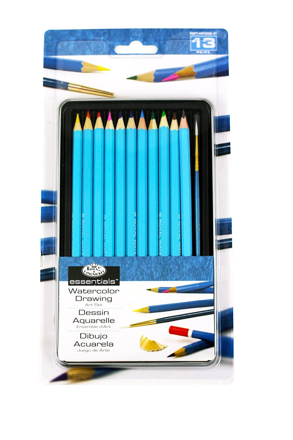 The Best Watercolor Pencils 4