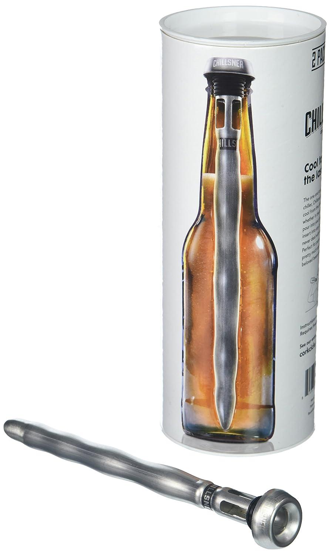 Corkcicle Chillsner Beer Chiller, 2-Pack