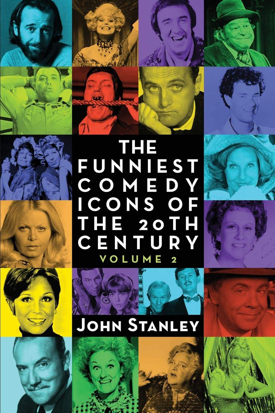 Download The Funniest Comedy Icons of the 20th Century, Volume 2 PDF