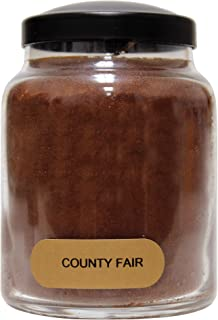 product image for A Cheerful Giver County Fair 6 Oz Baby Jar Candle, Multi