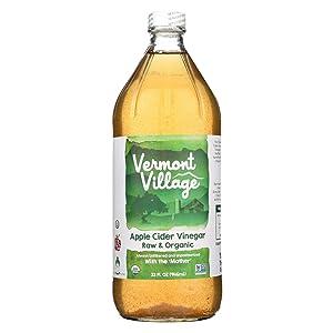 Vermont Village Vinegar Apple Cider Org