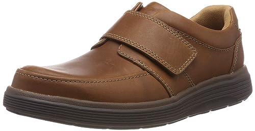 Clarks Un Abode Strap, Mocasines para Hombre: Amazon.es: Zapatos y complementos