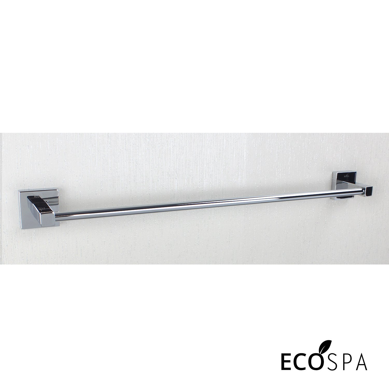 Arian Bathroom Accessory | Arian 'Pro' 540mm Single Towel Rail in Chrome