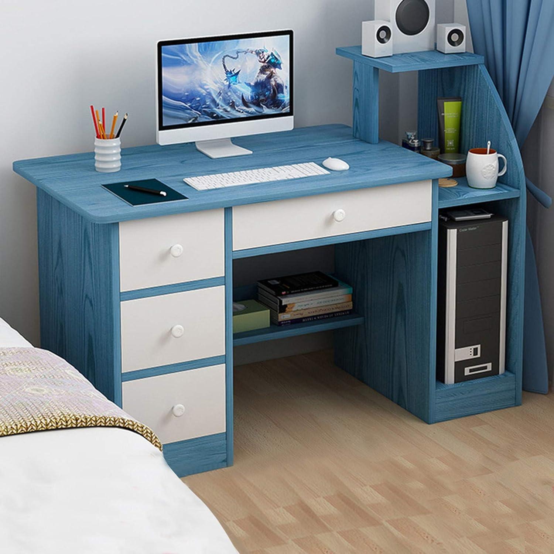 Flsofot Simpleness Home Office Desk Desktop Computer Desk