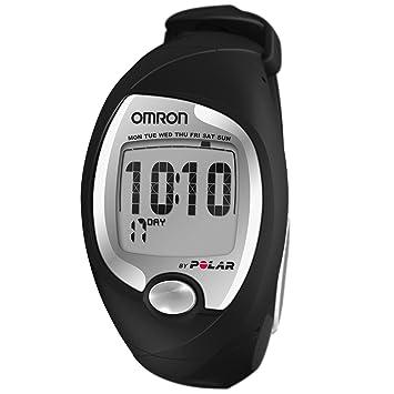 OMRON HR-P1 - Monitor de ritmo cardíaco, color negro: Amazon.es: Deportes y aire libre