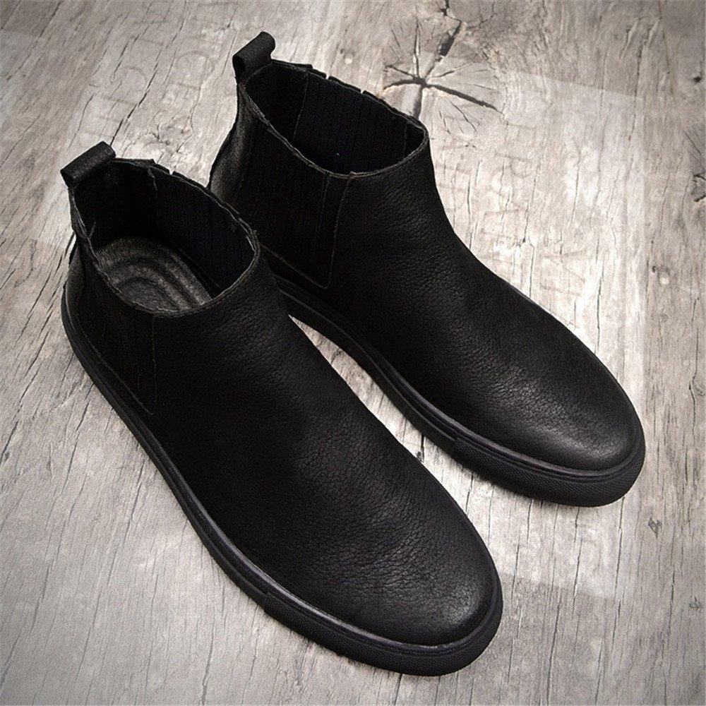 Männer - stiefel stiefel stiefel für männer casual mode lederstiefel martin martin stiefel,schwarz,40 62e94b