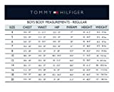 Tommy Hilfiger Boys' Big Patterned Blazer