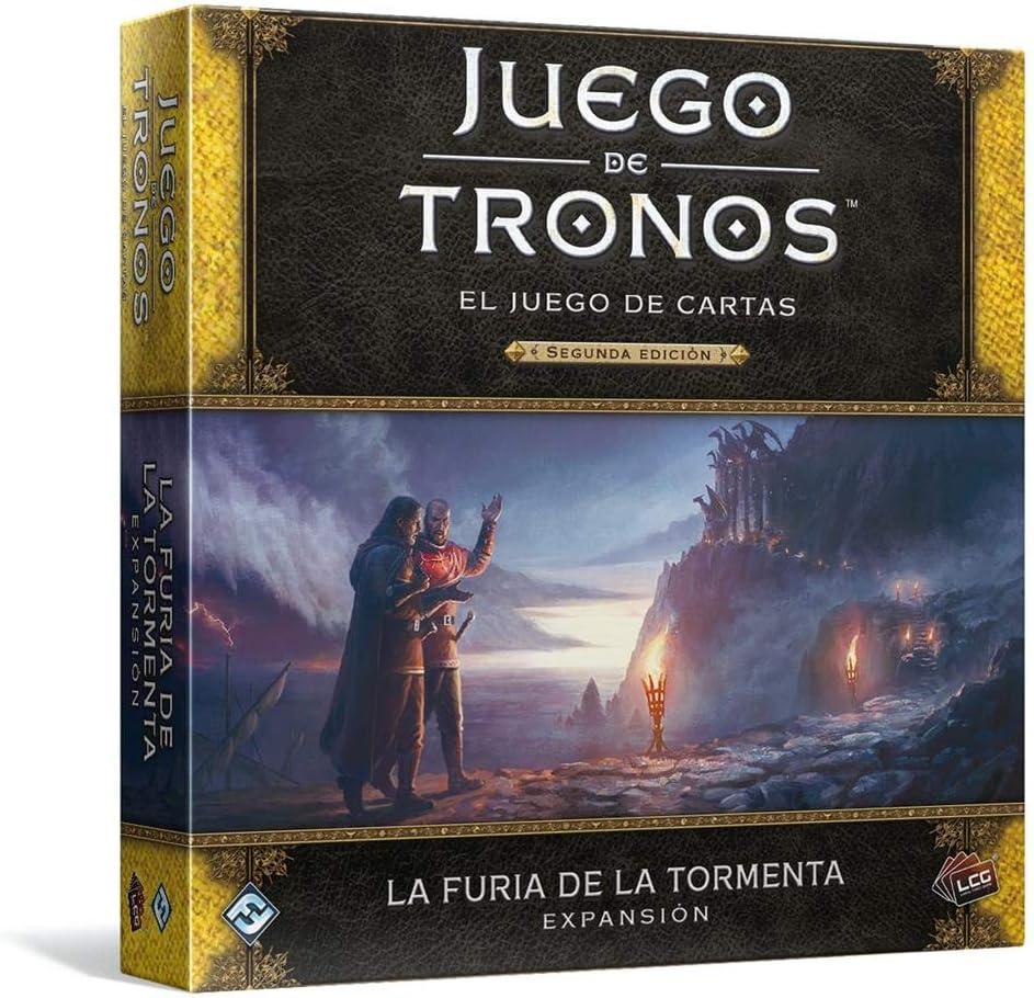Fantasy Flight Games- Juego de Tronos LCG - La Furia de la ...