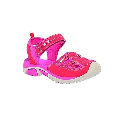 Regatta Girls Boardwalk Junior Walking Sandals (Lollipop/Pretty Pink,UK  Size K2 1