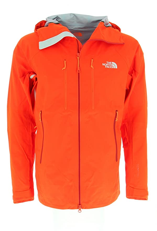 7857e8775f43 ... cheapest the north face m front point jacket acrylic orange xl mens  waterproof elastic 0372e 10934