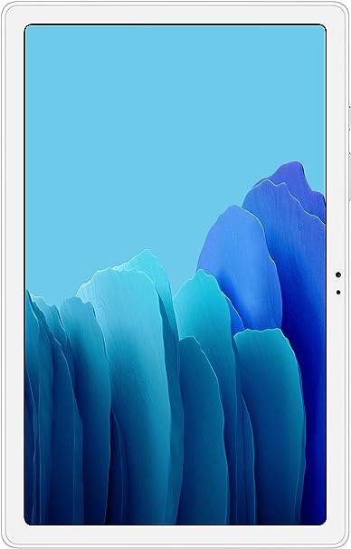 Amazon Com Samsung Galaxy Tab A7 10 4 Wi Fi 32gb Silver Sm T500nzsaxar Computers Accessories