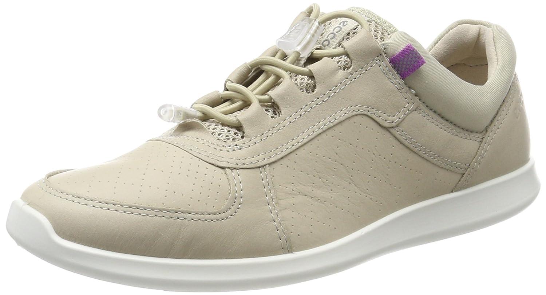 Ecco Sense, Zapatillas para Mujer 38 EU|Beige (Oyester)