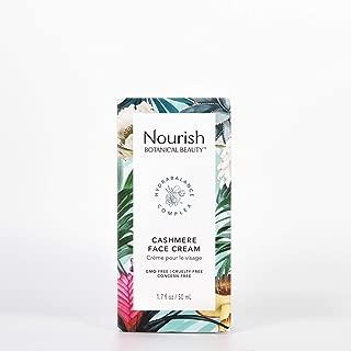 product image for Nourish Botanical Beauty | Cashmere Face Cream | GMO-Free, Cruelty Free, 100% Vegan (1.7oz)