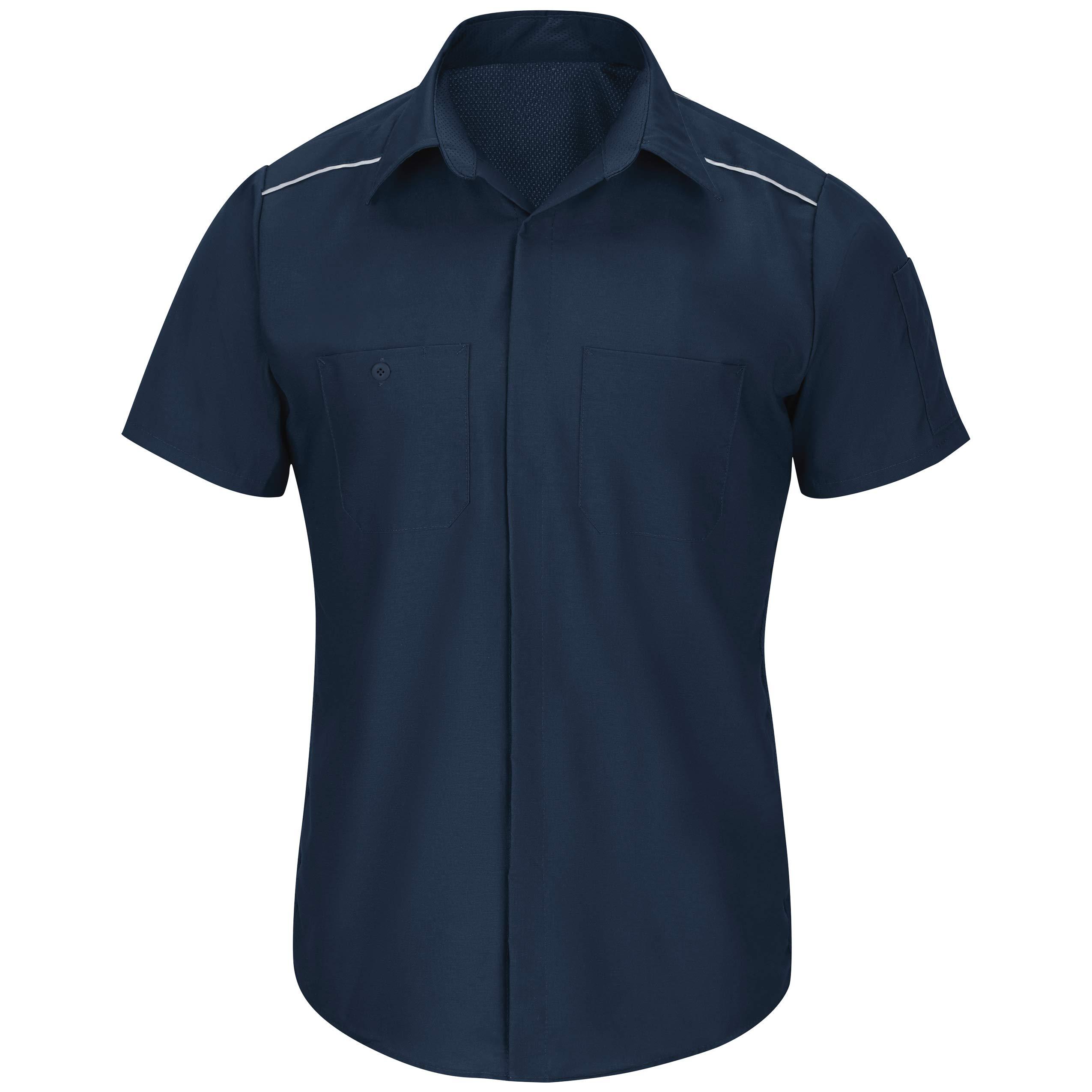 Red Kap Women's Short Sleeve Pro Airflow Work Shirt
