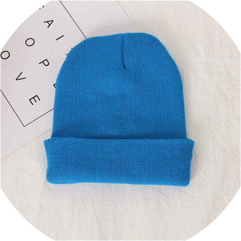 Hat Women Winter Knitted...