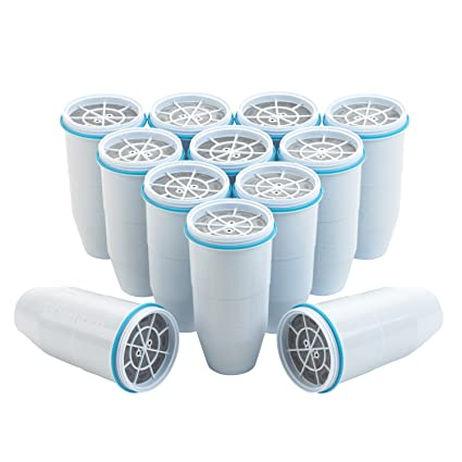 .com: zerowater replacement filters 12-pack bpa-free ...