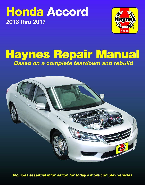 2012 honda accord service manual pdf
