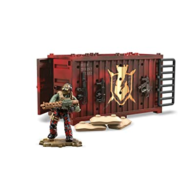 Mega Construx Call Of Duty Solo Mercenary Outpost: Toys & Games