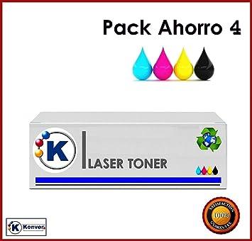OFERTA 1 JUEGO K-TN241/ TN245 Para Impresoras Brother® DCP-9020CDW ...