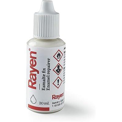 Rayen 6165.01 Esmalte Fix, Blanco, 20 ml