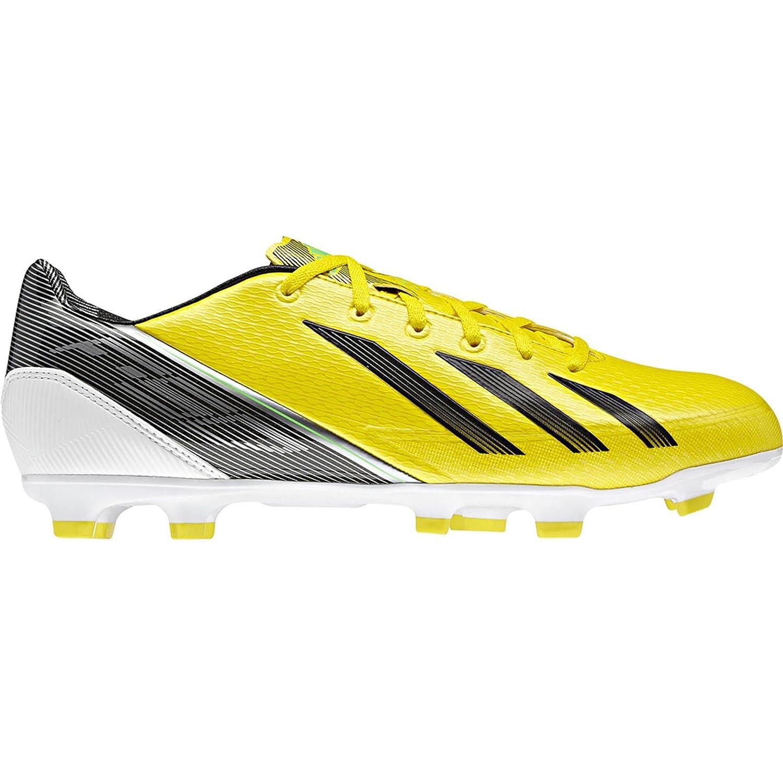 the latest bbacf 7090d adidas F30 TRX FG Yellow Black Mens Soccer Cleats, Size 9  Amazon.ca  Shoes    Handbags