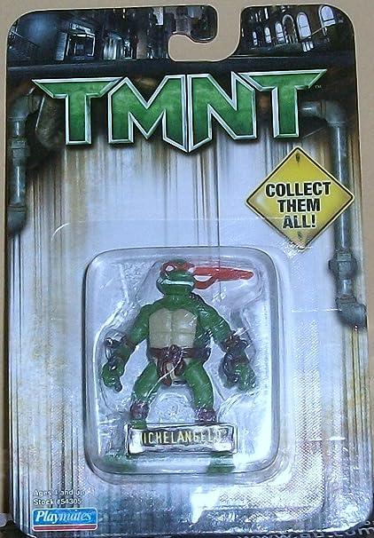 Amazon.com: Teenage Mutant Ninja Turtles Mini Movie Action ...