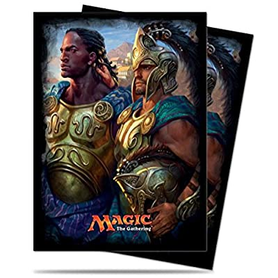 Ultra PRO Commander 2016 - Kynaios & Tiro (120 ct.) Sleeves for Magic: the Gathering: Toys & Games