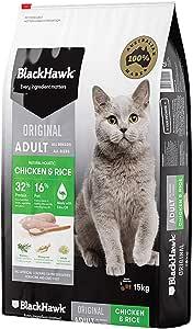 Black Hawk - Dry Cat Food, Chicken, 15kg