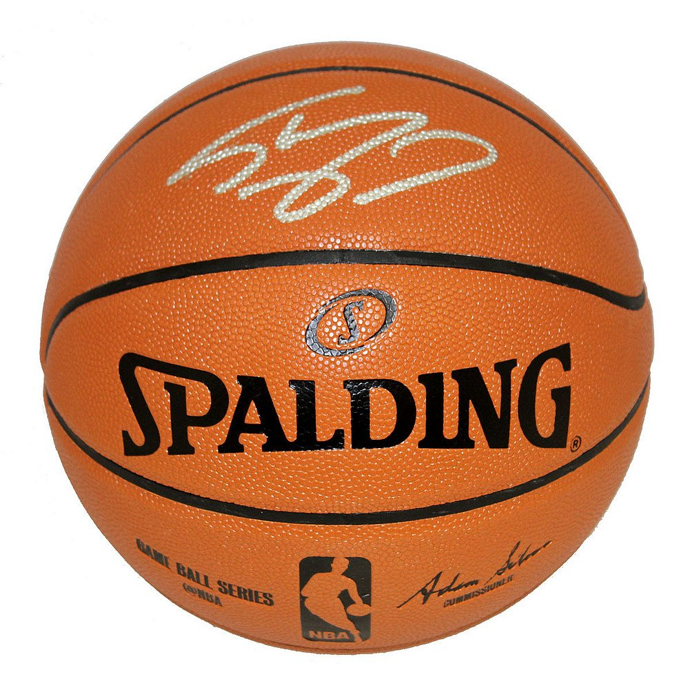 Shaquille O'Neal Autographed Signed Spalding NBA Replica Game Basketball - JSA Authentic