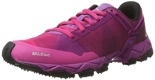 Salewa Ws Lite Train, Zapatillas de Senderismo Mujer, Varios Colores (Tawny Port/Haze 1881), 40.5: Amazon.es: Zapatos y complementos