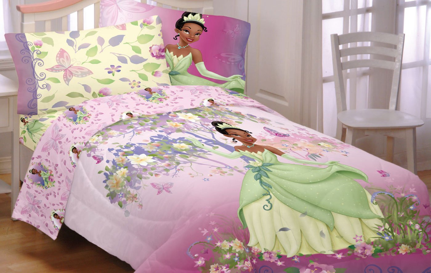 Girls Cinderella Prince Charming Twin Bedding Sets