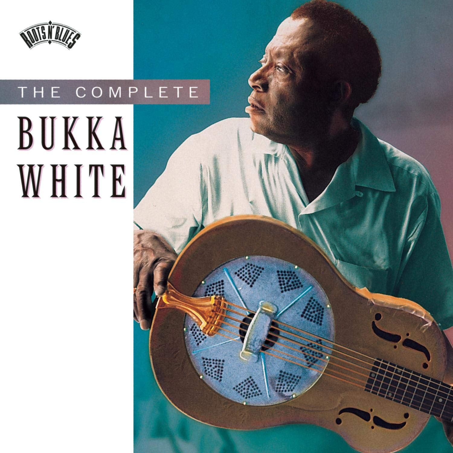 The Complete Bukka White by Legacy