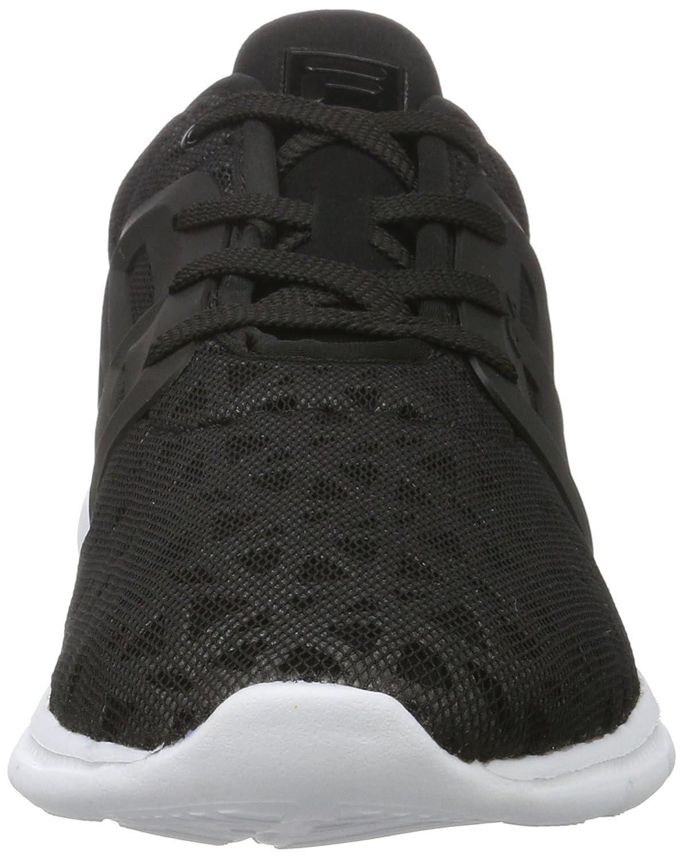 2 Fila Black 25Y Powerbolt Men EU 45 Nero Low Sneaker Base Uomo FBBxwft4