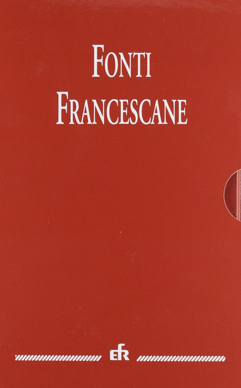 fonti francescane prezzo