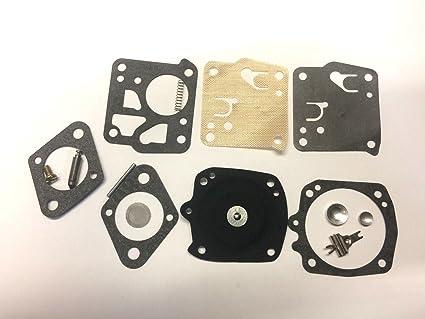 Homelite SXL 925, 955, 944, Xl12,Super Xl Carburetor Kit Complete For  Tillotson Carburetor