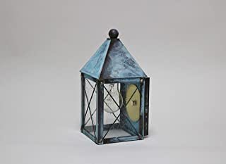 product image for Brass Traditions 531 SXVG Small Wall Lantern 500 Series, Verde green Finish 500 Series Wall Lantern
