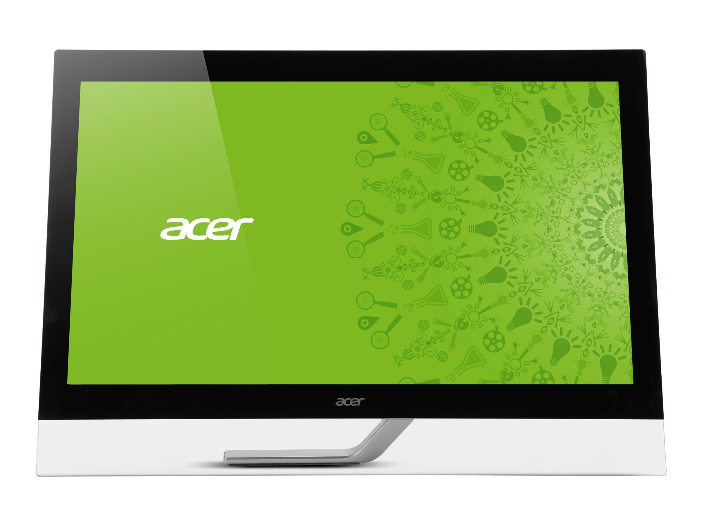 Acer T272HL bmjjz 27-Inch (1920 x 1080) Touch Screen Widescreen Monitor by Acer (Image #2)