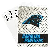 NFL Carolina Panthers Playing Cards