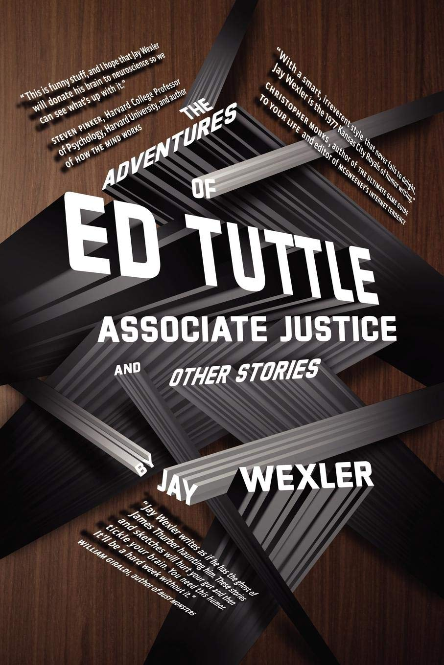 The Adventures Of Ed Tuttle Associate Justice And Other Stories