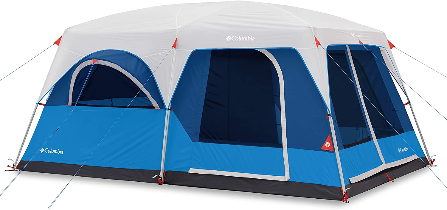 Columbia Mammoth Creek 10 Person Cabin Tents
