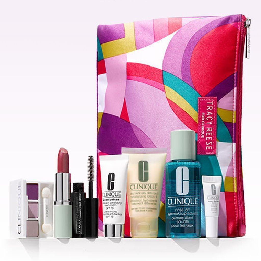 Tracy Reese And Clinique Create A Must-Have Beauty Bag For Fall
