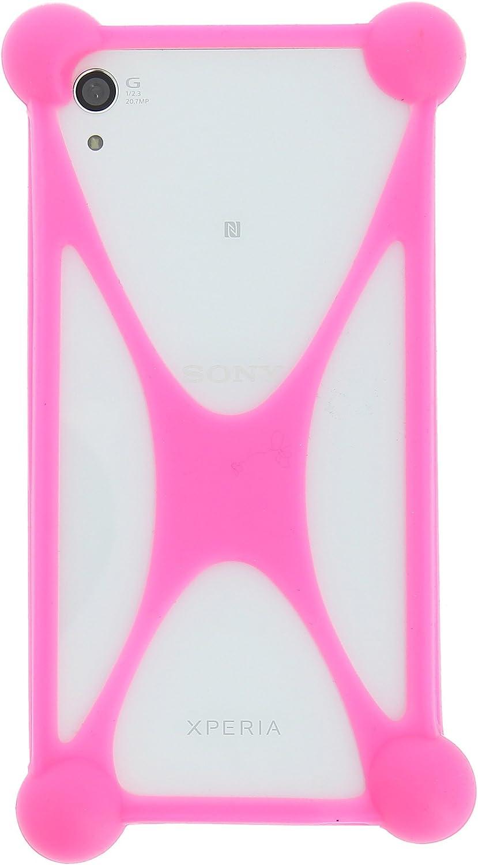 LG K3 4G coque bumper antichoc multicouleure en silicone de qualit/é by PH26/®