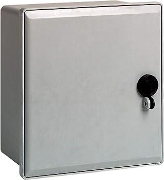 Caja para contador de energía El. 2 plazas Cc13: Amazon.es: Bricolaje y herramientas